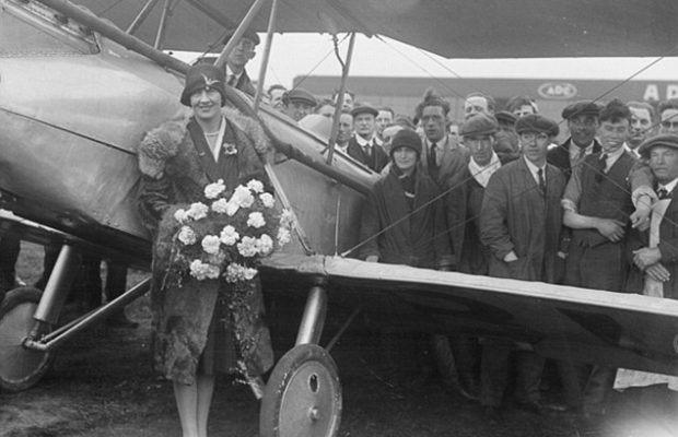 Limerick legend Lady Mary Heath, an inspiration to aviation