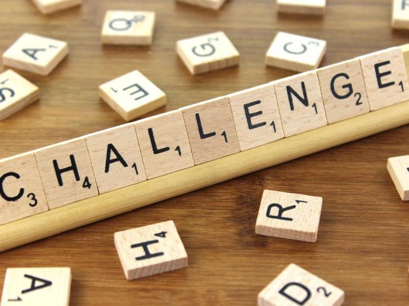 My 30 Day Challenge
