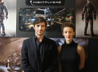 George RR Martins Nightflyers Launch into Production by NBC Universal