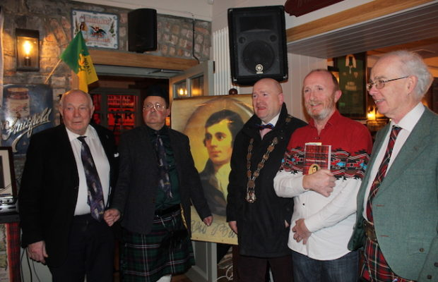 Robert Burns Night 2018 at Bobby Byrnes Bar