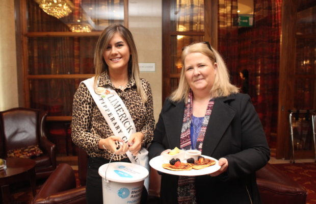 Nothing but smiles at the Limerick Mental Health Association Smiley Pancake Campaign hosted throughout Limerick!